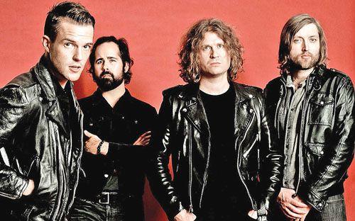 The Killers lidera cartel de artistas del Asunciónico