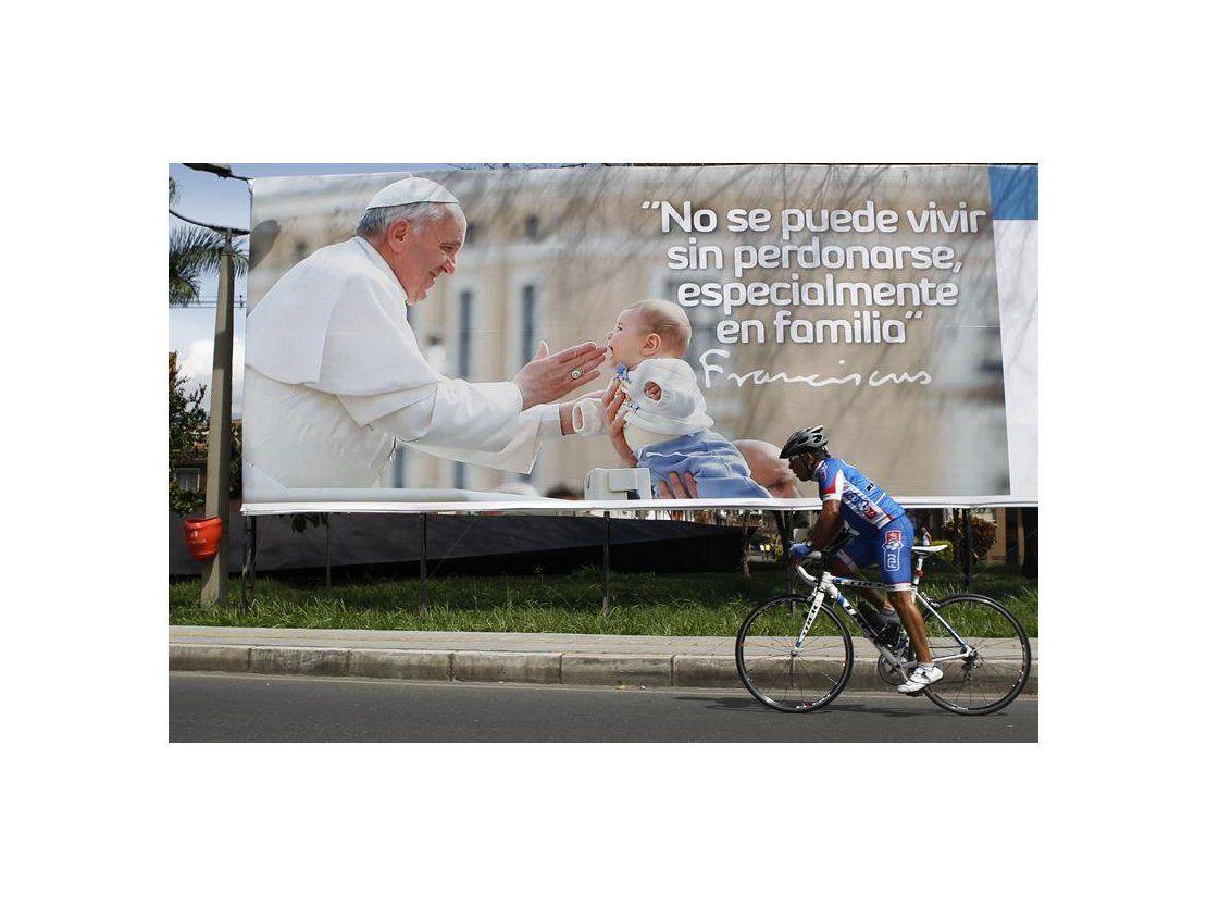 Colombia ultima los detalles para recibir al papa Francisco