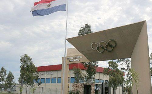 Flamantes. Nuevos recintos deportivos serán inaugurados. 34b4cc6000acd