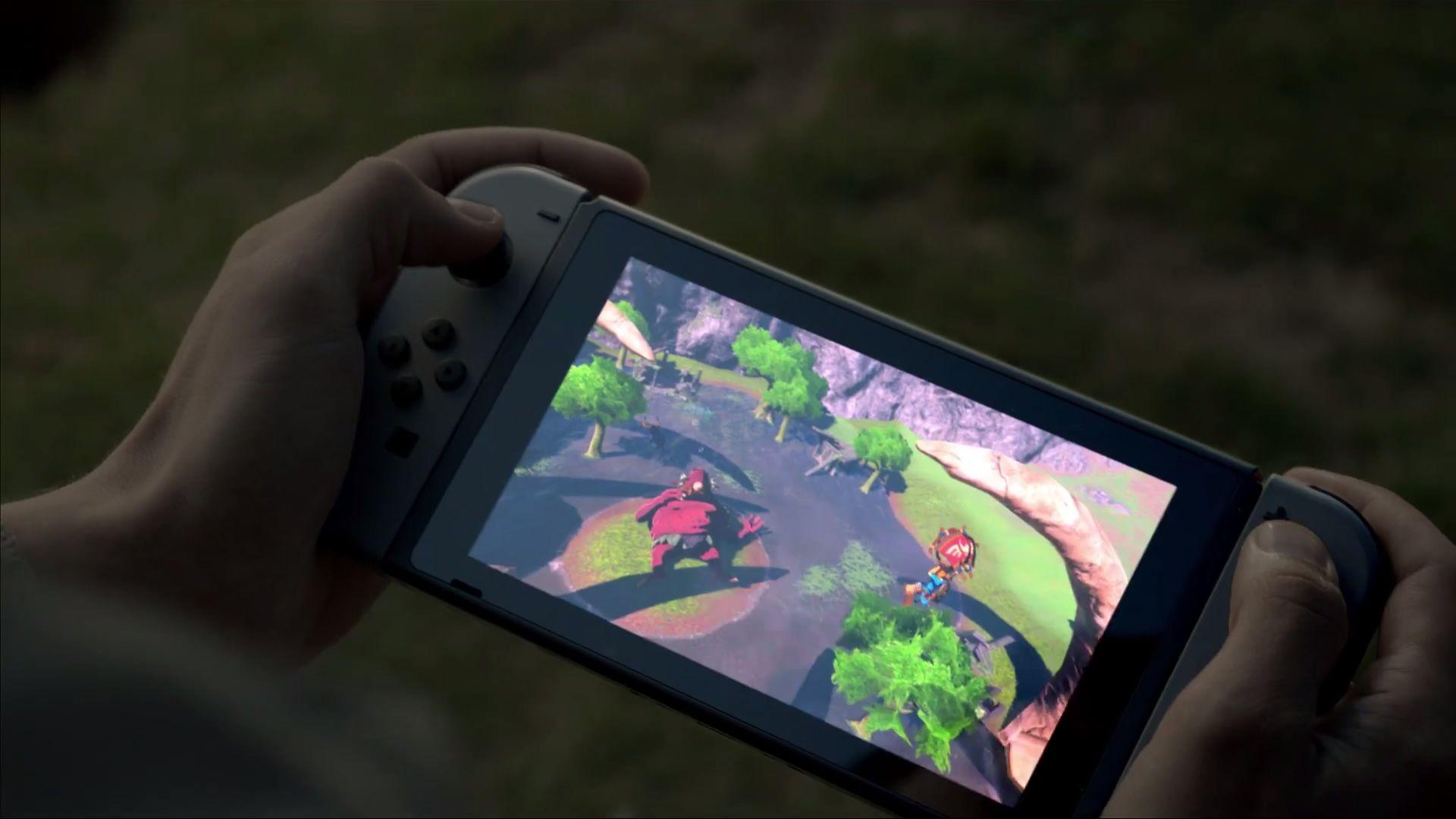 Switch La Nueva Consola De Nintendo Mezcla El Juego Portatil Y El