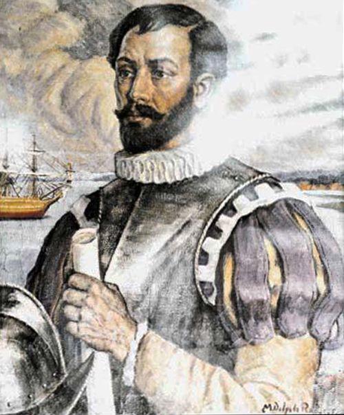 Resultado de imagen para Martínez de Irala sale de Asunción en viaje de exploración