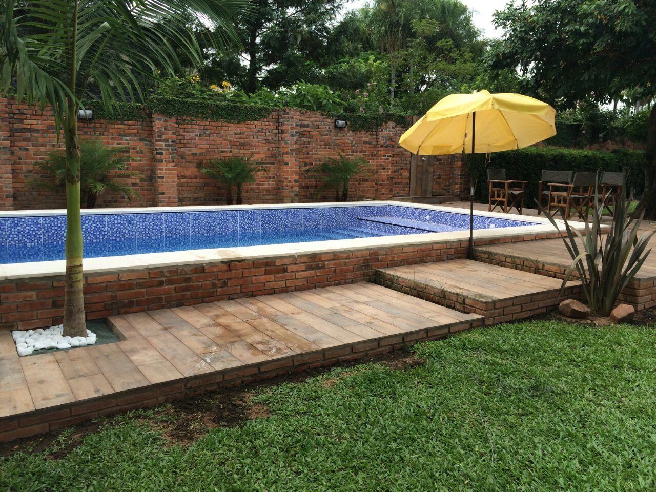 Cuanto cuesta hacer una piscina pequea amazing for Cuanto sale hacer una pileta de material