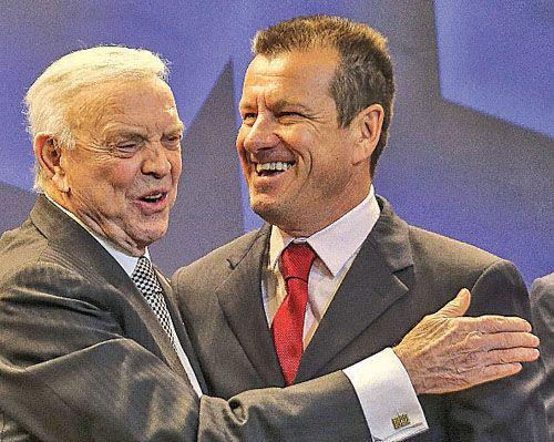 caa49a2360 Desafío. El presidente José María Marín confía en Dunga.
