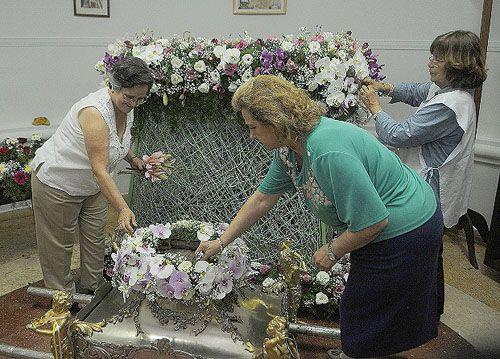 Florista De La Virgen