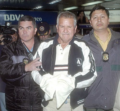 T o de cartes cumpli pena en uruguay y espera extradici n for Viveros en uruguay