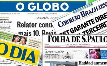Los diarios de Brasil dejarán de estar en Google
