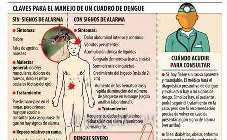 cuanto tiempo dura el virus del dengue en el cuerpo