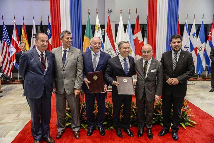 Paz para Nicaragua y ayuda a Venezuela — Mercosur