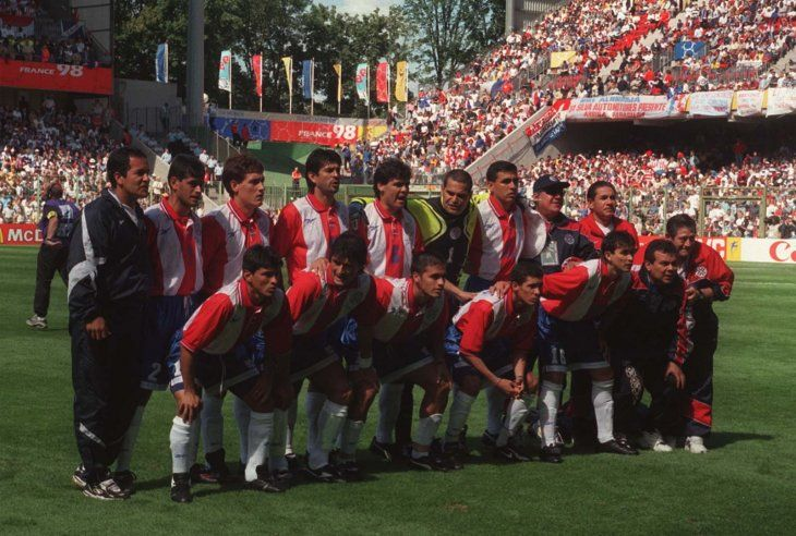 Paraguay logró conformar un gran equipo que se consolidó a lo largo de las Eliminatorias.<br>