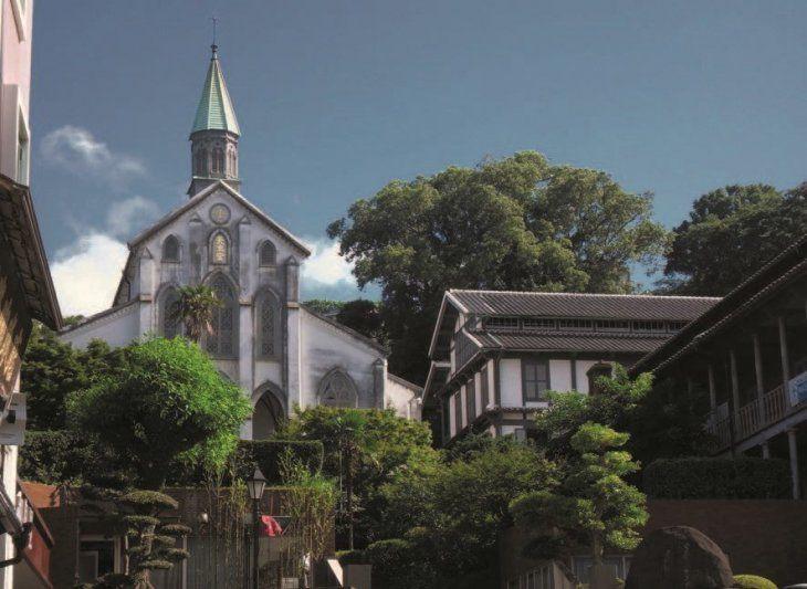 En Japón fueron reconocidos los sitios de los cristianos ocultos en la región de Nagasaki.