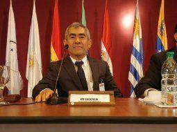 El parlasuriano fue elegido para el periodo 2018- 2023.
