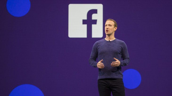 El fundador y máximo ejecutivo de Facebook