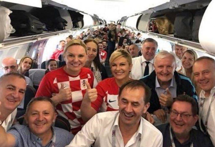 Resultado de imagen para Kolinda Grabar-Kitarovic presidenta croacia