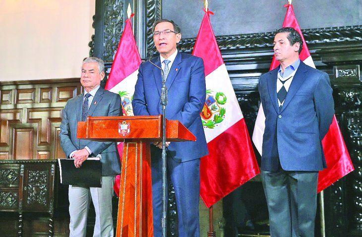 Ministro de Justicia dimite tras acusaciones de corrupción — Perú