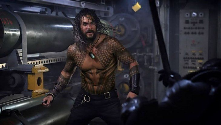 Warner Bros. estrenó el tráiler final de 'Aquaman' ]FOTOS Y VIDEO]