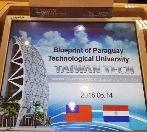 53b1f411e Las clases en la Universidad Tecnológica Taiwán-Paraguay se inician en  2019. Las clases en la Universidad Tecnológica Taiwán-Paraguay se inician  en 2019.IP