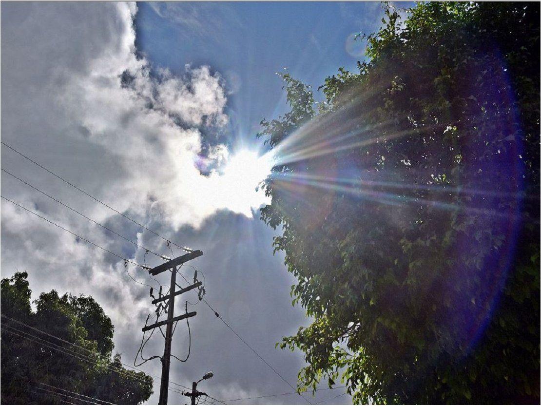 Miércoles con calor y mucha humedad, anuncia Meteorología