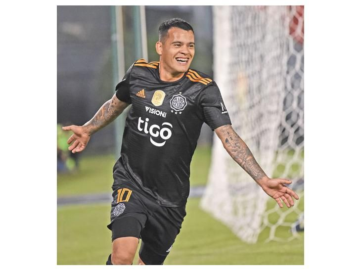 Encendido. William Mendieta arrancó el Clausura con gol y mostrando un buen nivel futbolístico.