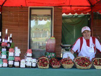 Los productores de Estanzuela aguardan tener una buena cantidad de visitantes.