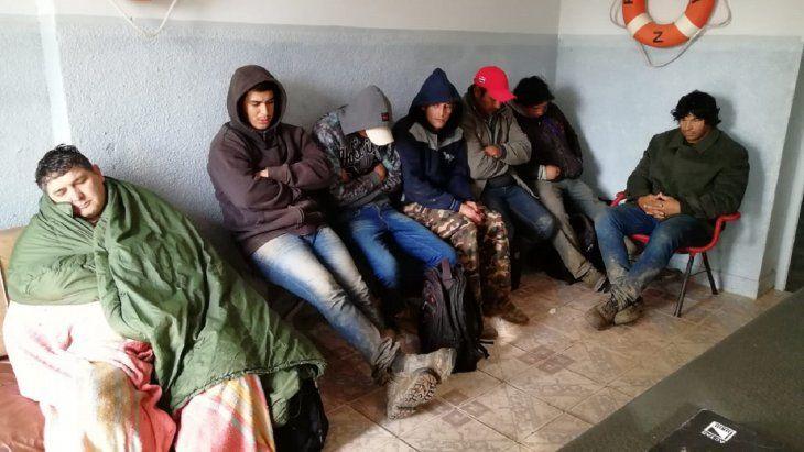 Fueron detenidas siete personas, entre ellas el financista de la agrupación, Jorge Silva.