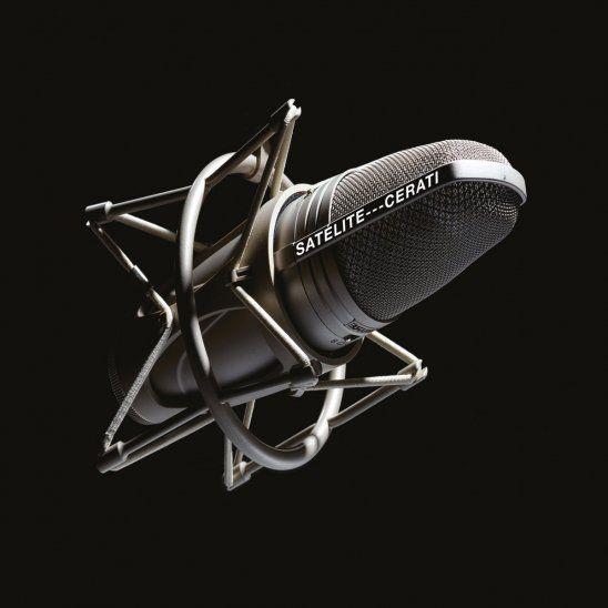 Portada del disco póstumo de Cerati, lanzado por Sony Music.