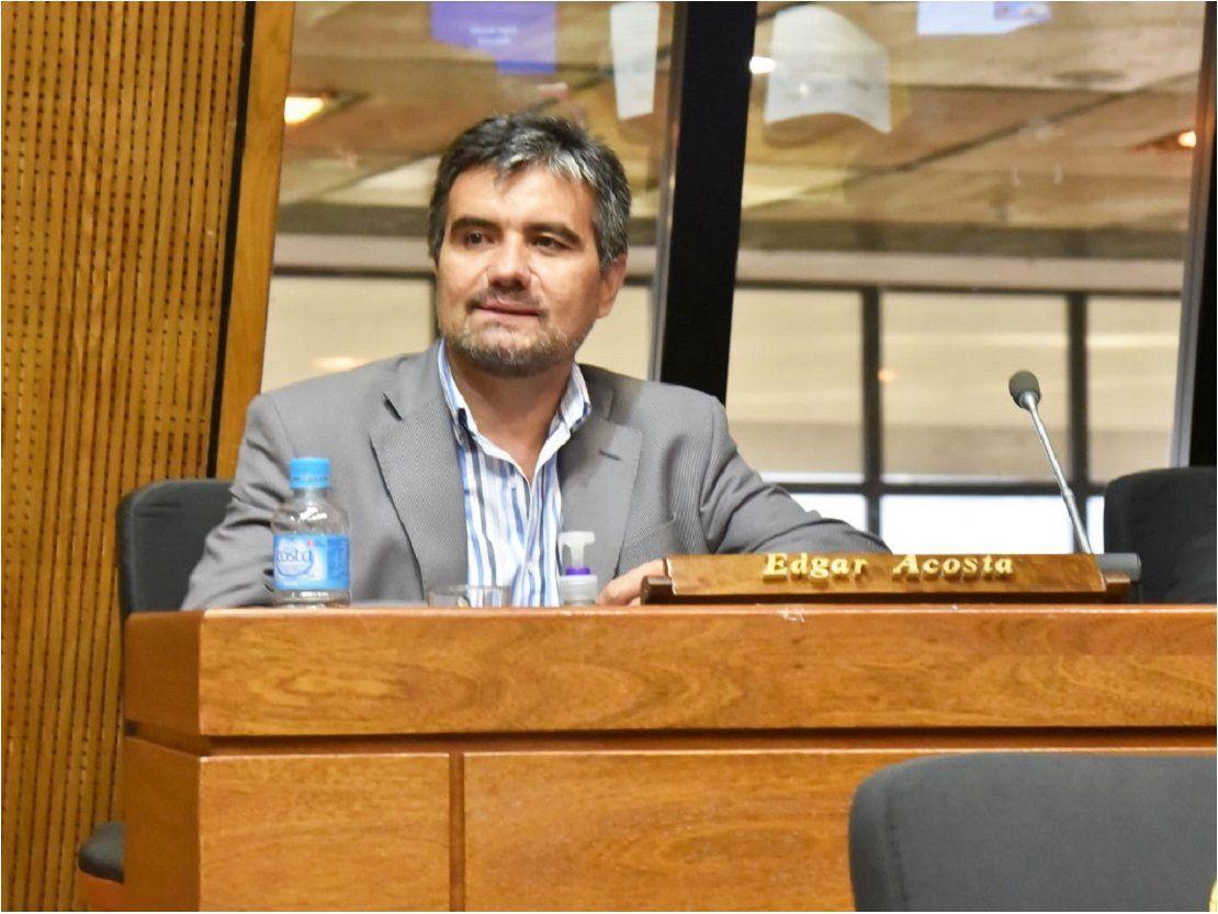 A 2 años del 31M: Édgar Acosta no descarta abandonar la política