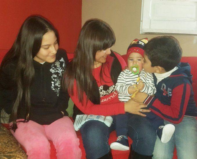Rodeado de amor. El niño milagro de Concepción