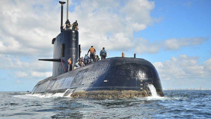 Este viernes se cumplió un año desde que se perdió la pista del submarino argentino ARA San Juan.