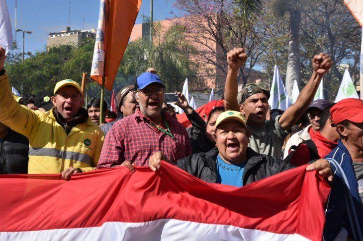 <p></p>Sectores de la sociedad civil y obreros unieron sus voces contra esta normativa.<p></p>