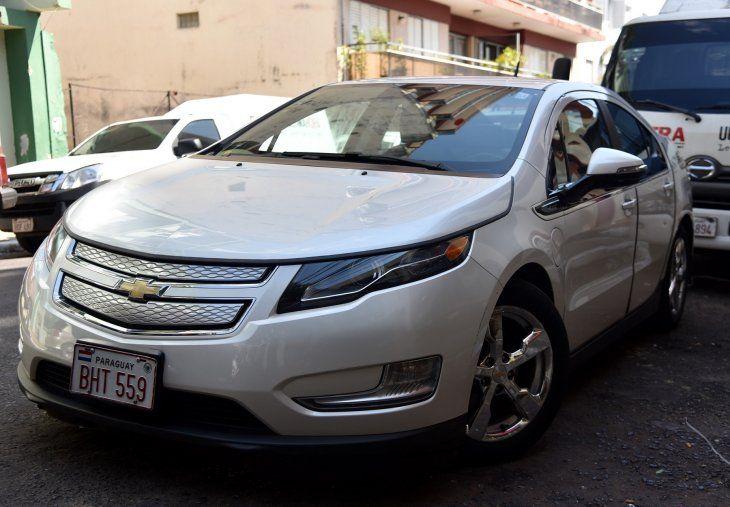 Esta Chevrolet Volt que se lanzó en 2011 llegó al país dos años más tarde. Con su llegada inició una nueva etapa para el país.