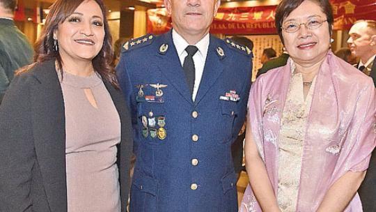 Gustavo Volpe presentó  su candidatura para presidir UIP