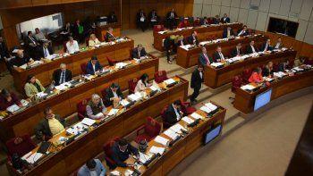 La Cámara de Senadores trató el proyecto de ley de paridad como punto siete en el orden del día.