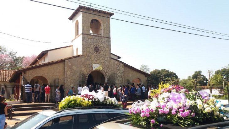 Familiares confirmaron que María Villaverde estaba embarazada.