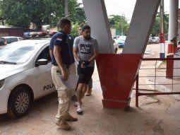 Fiscal Alejo Vera visitó a familiares de secuestrados