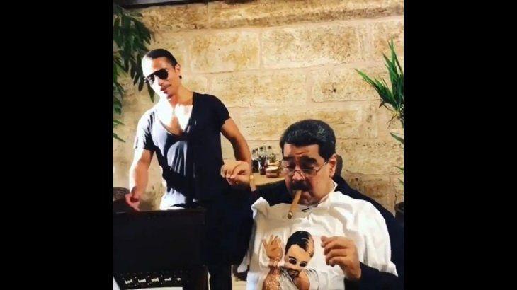 El gran banquete de Maduro que indignó a los venezolanos