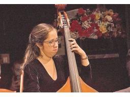Solista.  Raquel Matiauda estará presente en el recital.