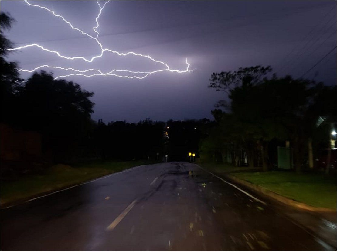 Sistema de tormentas ingresará nuevamente al territorio nacional este domingo