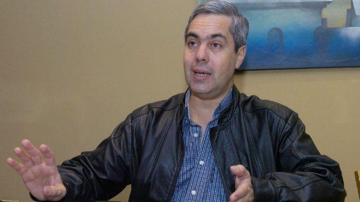 Franco.  Pedro Ferreira no prometió mejoras sustanciales para los próximos meses.