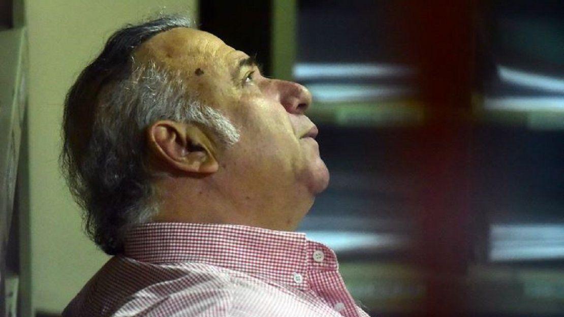 El día en que Óscar González Daher fue a la cárcel