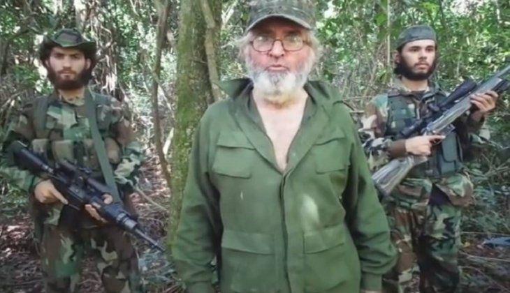 Los secuestradores habían enviado un video de pocos segundos como única prueba de vida de Félix Urbieta.