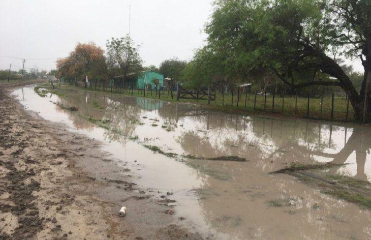 Desatención.  Las calles quedan  en pésimas condiciones