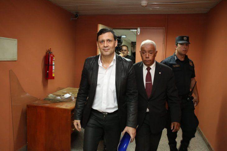 El senador Víctor Bogado está procesado por el caso niñera de oro.