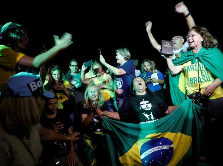 Bolsonaro gana elección y deberá enfrentarse con Haddad — Brasil