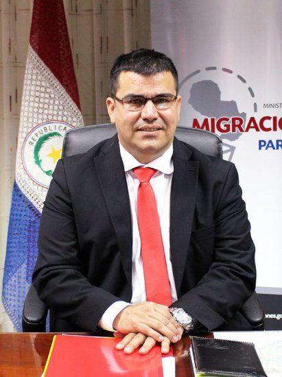 El director de Migraciones