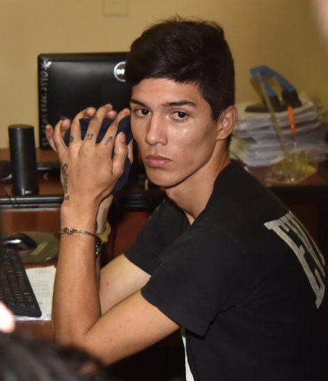Bruno Javier Marabel es el principal sospechoso del macabro crimen.<br>