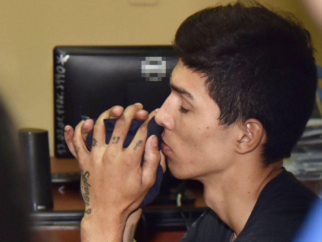 Bruno Marabel postergó declaración ante el Ministerio Público