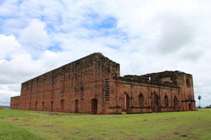 En la oferta turística se incluye a las Misiones Jesuíticas.