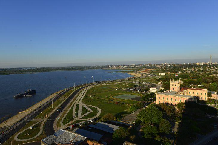 La Costanera de Asunción es uno de los lugares turísticos de la capital del país.<br>