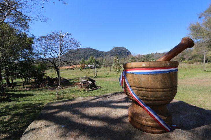 Paraguarí forma parte de la oferta turística.<br>