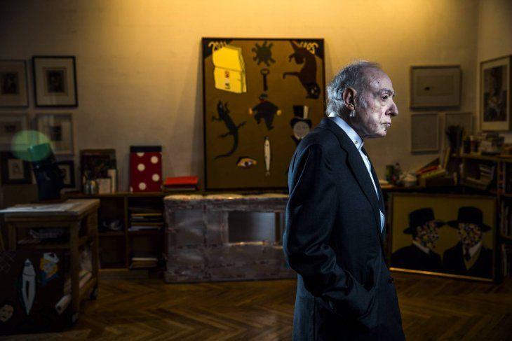 Muere Eduardo Arroyo, pintor español